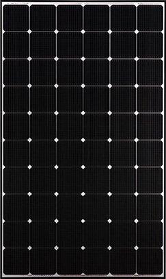 LG Neon-2 zonnepaneel